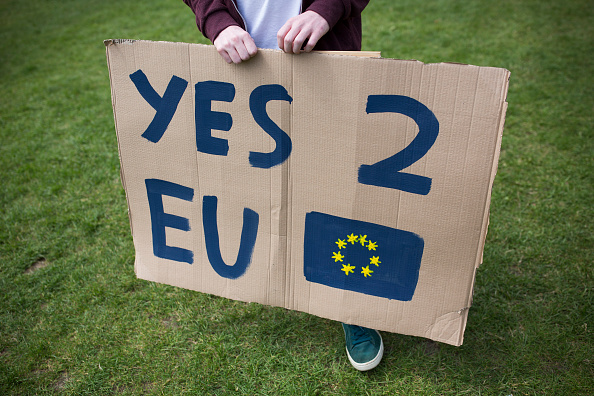 European Union「Britain Reacts To The EU Referendum Result」:写真・画像(6)[壁紙.com]