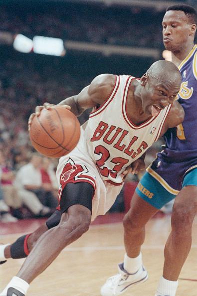 Michael Jordan「1991 NBA Finals」:写真・画像(6)[壁紙.com]