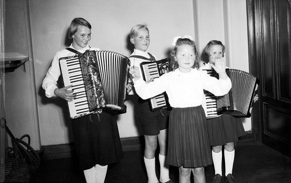Accordion - Instrument「Auf der Bühne」:写真・画像(2)[壁紙.com]