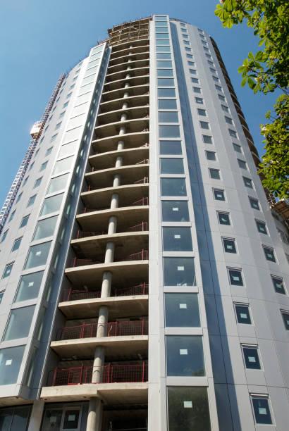 Luxury apartments development, Croydon, South London, UK:ニュース(壁紙.com)