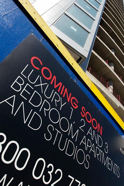 Development「Luxury apartments development, Croydon, South London, UK」:写真・画像(16)[壁紙.com]