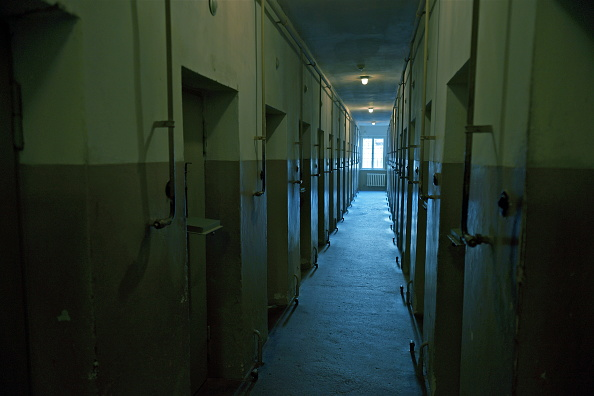 Empty「Holding Cells At Buchenwald」:写真・画像(12)[壁紙.com]