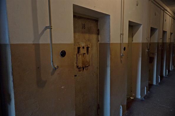 Richard Blanshard「Holding Cells At Buchenwald」:写真・画像(6)[壁紙.com]
