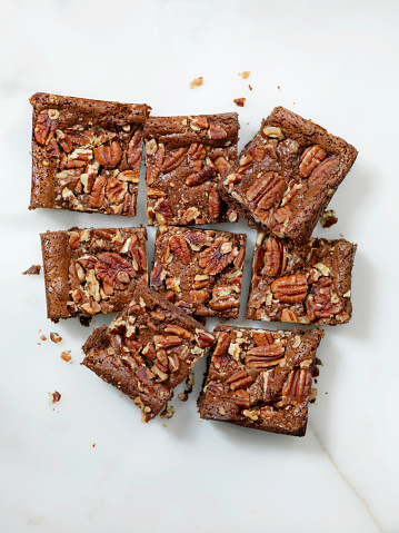 Praline「Gluten Free, Low Carbohydrate, Fudge Brownies with Sea Salted Pecans」:スマホ壁紙(14)