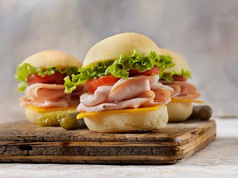 Ketogenic Diet「Gluten Free Turkey Sliders with Gluten Free Buns」:スマホ壁紙(9)