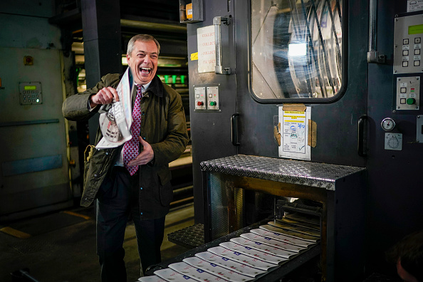 Express Newspapers「The Brexit Party Campaign In The East Midlands」:写真・画像(18)[壁紙.com]