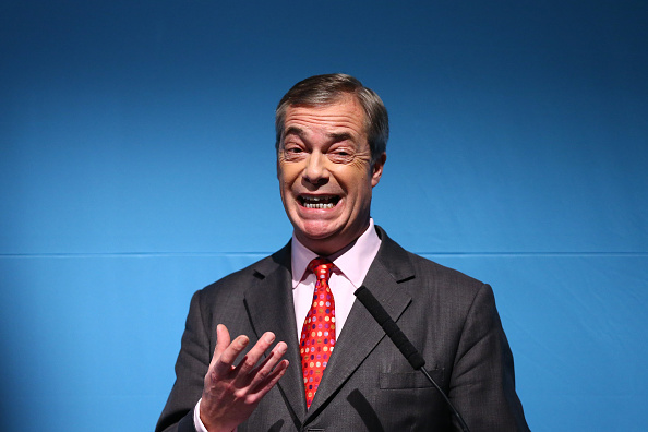 Strategy「Nigel Farage Launches The Brexit Party's Policies」:写真・画像(6)[壁紙.com]