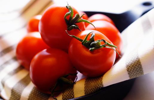 Tomato「Cherry tomatoes」:スマホ壁紙(8)