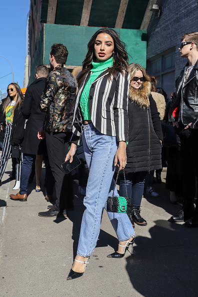 Achim Aaron Harding「Street Style - New York Fashion Week February 2019 - Day 3」:写真・画像(5)[壁紙.com]