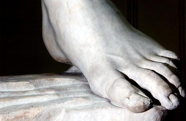 Michelangelo's David「Restoration Work Completed On Michelangelo's David」:写真・画像(19)[壁紙.com]