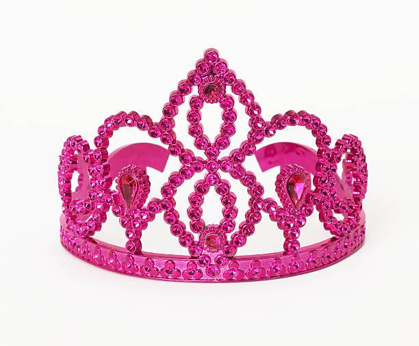 Pink tiara:スマホ壁紙(壁紙.com)