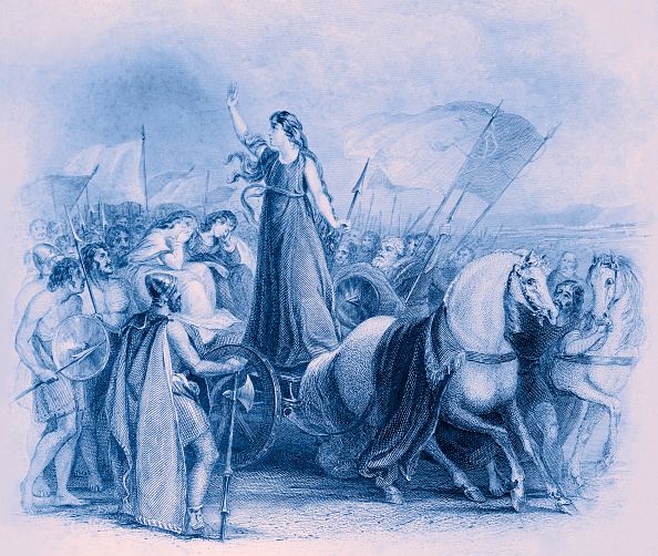 Working Animal「Boudica or Boadicea」:写真・画像(7)[壁紙.com]