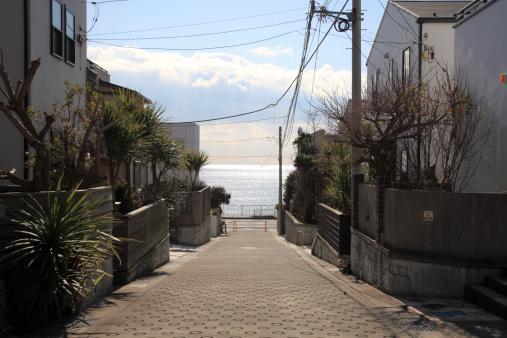 かまくら「Kamakura Street」:スマホ壁紙(0)