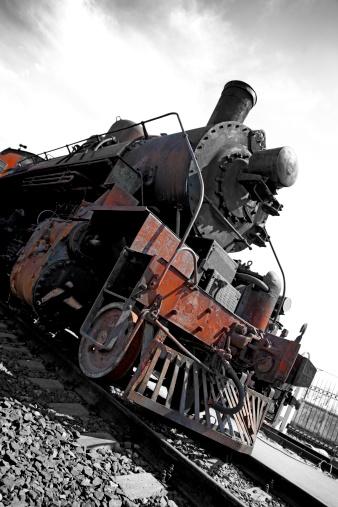 SL「蒸気機関車」:スマホ壁紙(16)