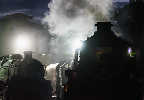 Locomotive「Grosmont Rail Sheds Prepare For North York Moors Autumn Steam Gala」:写真・画像(14)[壁紙.com]