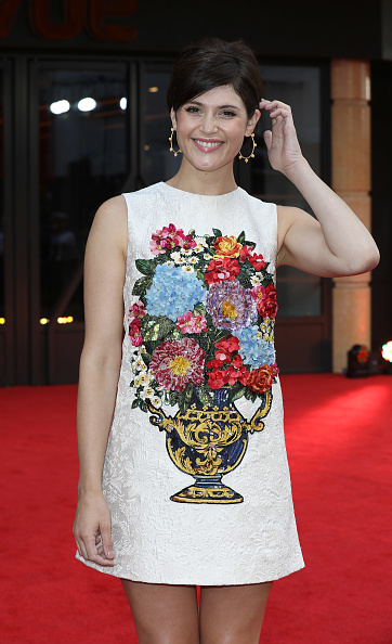 Gemma Arterton「Gemma Arterton Attends Relaunch Of Vue Entertainment Venue」:写真・画像(8)[壁紙.com]