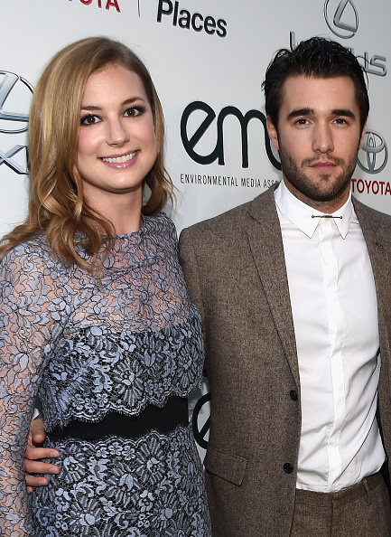 Emily VanCamp「24th Annual Environmental Media Awards Presented By Toyota And Lexus - Red Carpet」:写真・画像(6)[壁紙.com]