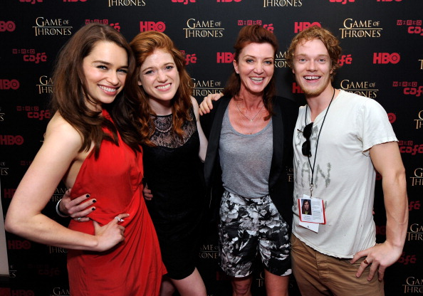 "HBO「HBO Celebrates ""Game Of Thrones"" At WIRED Cafe At Comic-Con」:写真・画像(1)[壁紙.com]"