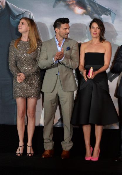 "Emily VanCamp「Marvel's ""Captain America: The Winter Soldier"" Premiere - Red Carpet」:写真・画像(17)[壁紙.com]"