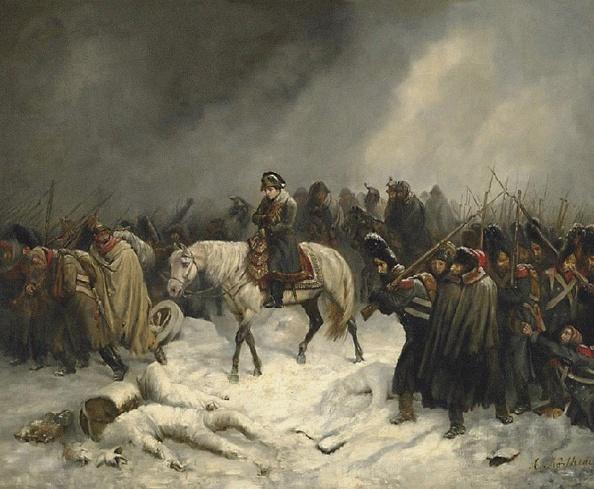 Russia「Napoleons Campaign In Russian Winter」:写真・画像(12)[壁紙.com]