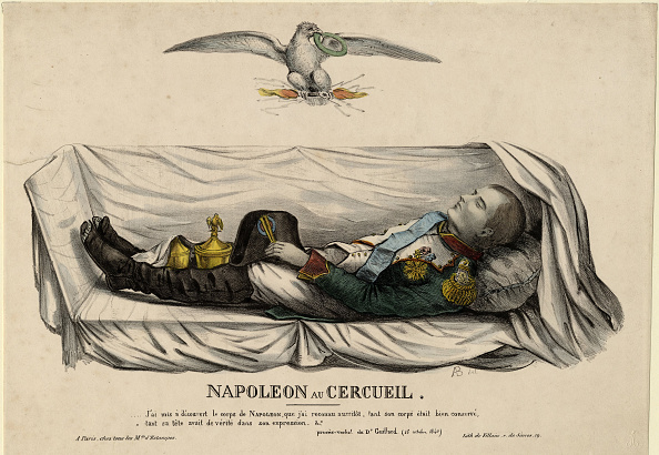 Painted Image「Napoleons Coffin」:写真・画像(4)[壁紙.com]