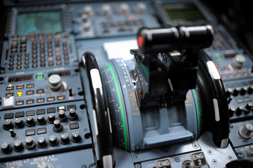 Commercial Airplane「Cockpit Detail Airbus A320」:スマホ壁紙(11)