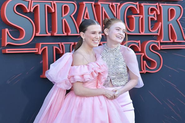 "Season 3「Premiere Of Netflix's ""Stranger Things"" Season 3 - Arrivals」:写真・画像(5)[壁紙.com]"