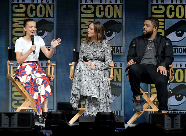 San Diego Convention Center「Comic-Con International 2018 - Warner Bros. Theatrical Panel」:写真・画像(14)[壁紙.com]