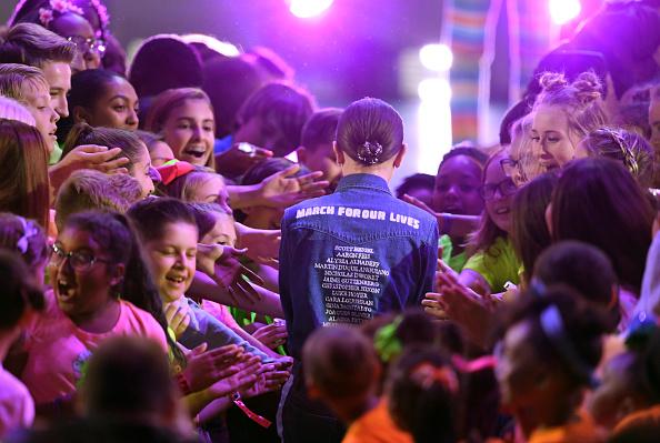 キッズ・チョイス・アワード「Nickelodeon's 2018 Kids' Choice Awards - Show」:写真・画像(2)[壁紙.com]