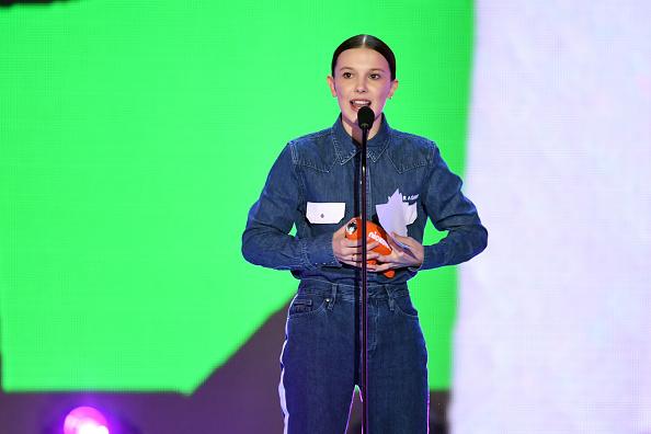 キッズ・チョイス・アワード「Nickelodeon's 2018 Kids' Choice Awards - Show」:写真・画像(0)[壁紙.com]