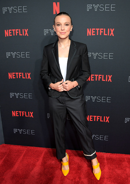 "Mary Janes「""Stranger Things 2"" Panel At Netflix FYSEE」:写真・画像(9)[壁紙.com]"