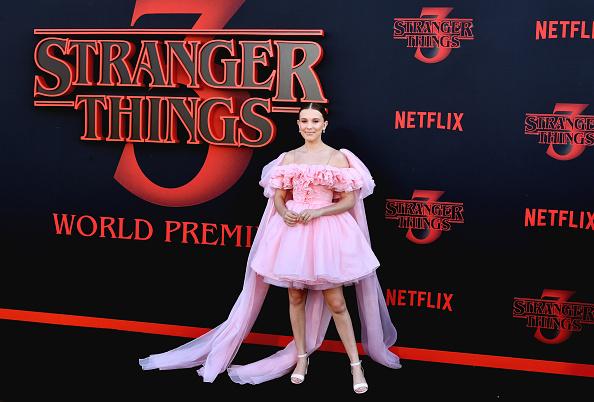 "Season 3「Premiere Of Netflix's ""Stranger Things"" Season 3 - Arrivals」:写真・画像(16)[壁紙.com]"