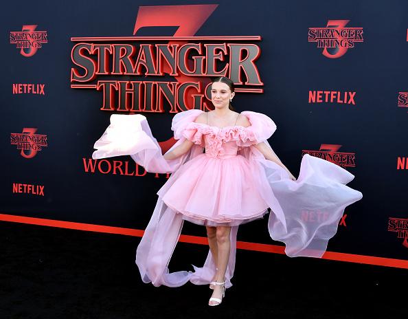 "Season 3「Premiere Of Netflix's ""Stranger Things"" Season 3 - Arrivals」:写真・画像(6)[壁紙.com]"