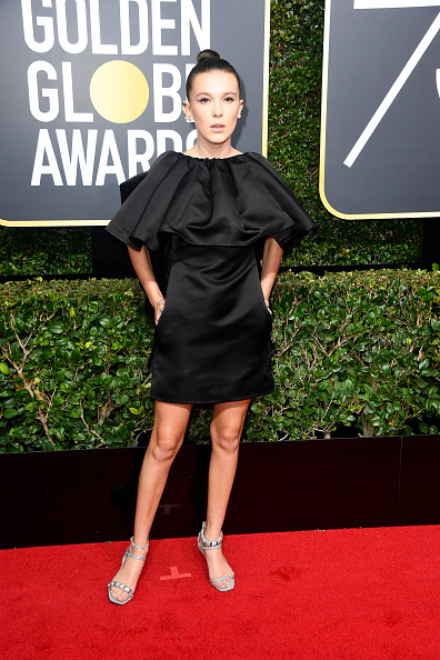 Golden Globe Award「75th Annual Golden Globe Awards - Arrivals」:写真・画像(7)[壁紙.com]