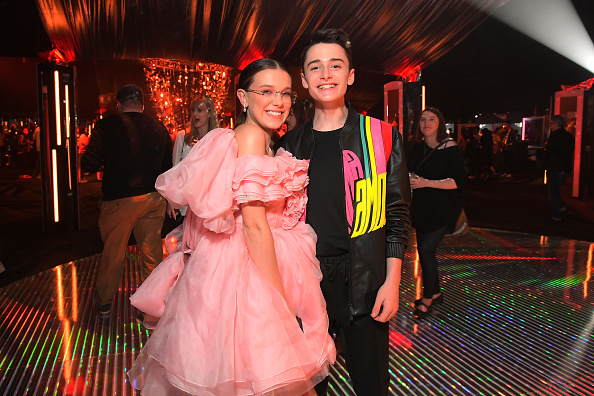 "Noah Schnapp「""Stranger Things"" Season 3 World Premiere」:写真・画像(2)[壁紙.com]"