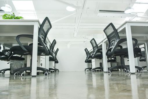 Viewpoint「empty new office」:スマホ壁紙(2)