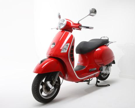 Motor Scooter「Italian Scooter」:スマホ壁紙(12)