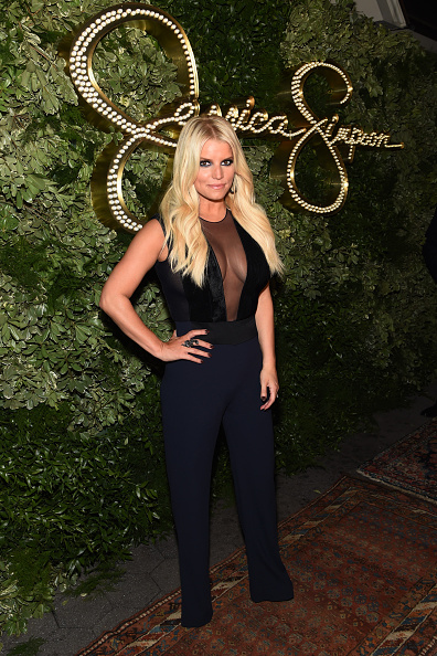 Jessica Simpson「Jessica Simpson Celebrates The 10th Anniversary Of The Jessica Simpson Collection」:写真・画像(0)[壁紙.com]