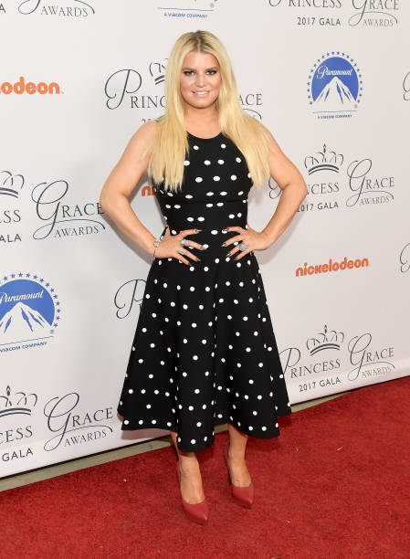Jessica Simpson「2017 Princess Grace Awards - Special Tribute Event Honoring Stephen Hillenberg」:写真・画像(0)[壁紙.com]
