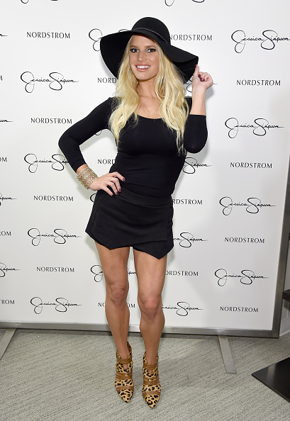 Jessica Simpson「Jessica Simpson & Nordstrom Present A Fashion Show At The Grove」:写真・画像(6)[壁紙.com]