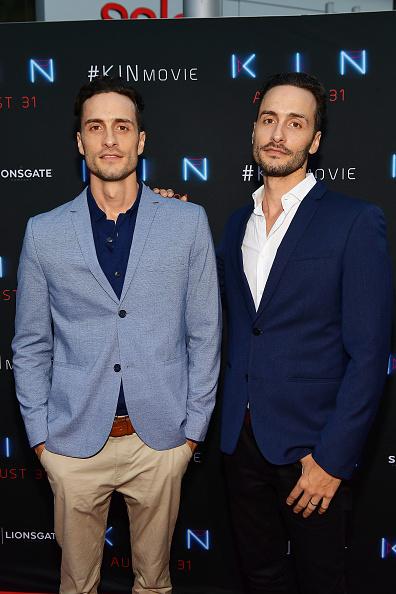 サミットエンターテイメント「Premiere Of Summit Entertainment And Lionsgate's 'KIN' - Arrivals」:写真・画像(8)[壁紙.com]