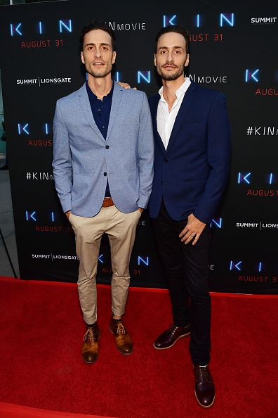 サミットエンターテイメント「Premiere Of Summit Entertainment And Lionsgate's 'KIN' - Arrivals」:写真・画像(9)[壁紙.com]