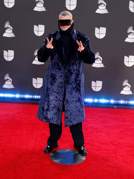Latin Grammy Awards「20th Annual Latin GRAMMY Awards - Arrivals」:写真・画像(5)[壁紙.com]