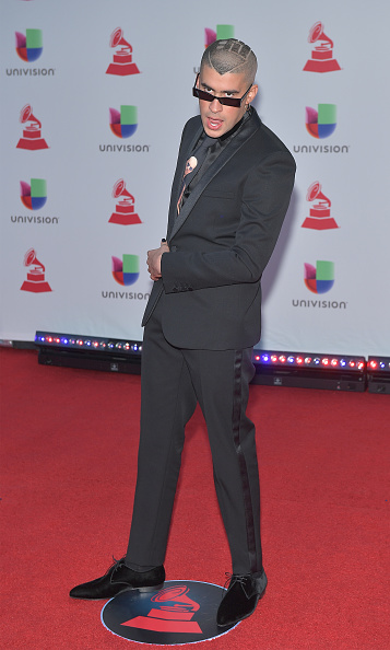 MGM Grand Garden Arena「The 19th Annual Latin GRAMMY Awards - Red Carpet」:写真・画像(4)[壁紙.com]