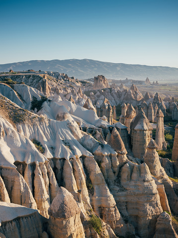 Limestone「Love valley Goreme Cappadocia」:スマホ壁紙(19)