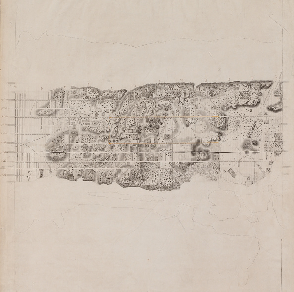 Metropolitan Museum Of Art - New York City「Topographical Map Of The City And County Of New-York And The Adjacent Country」:写真・画像(14)[壁紙.com]
