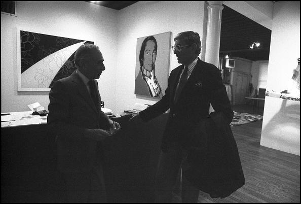 Philanthropist「Castelli & Broad At Castelli Gallery」:写真・画像(19)[壁紙.com]