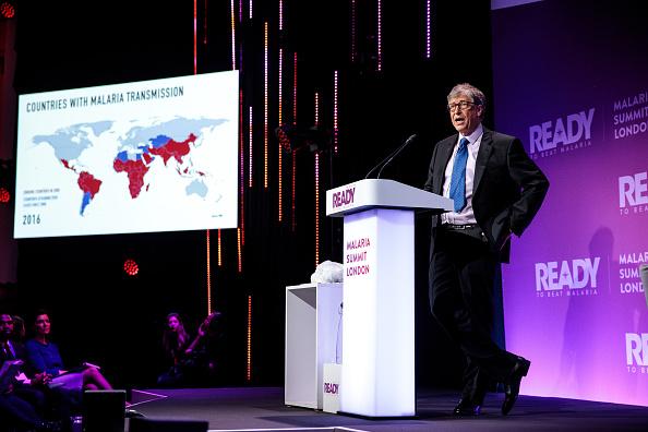 Philanthropist「Malaria Summit Asks The Commonwealth For Help Eradicating The Disease」:写真・画像(4)[壁紙.com]