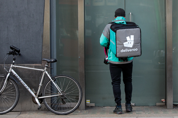 Deliveroo「UK Govt Promises Overhaul Of Workers Rights to Protect Those In Gig Economy」:写真・画像(17)[壁紙.com]