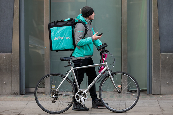 Deliveroo「UK Govt Promises Overhaul Of Workers Rights to Protect Those In Gig Economy」:写真・画像(15)[壁紙.com]